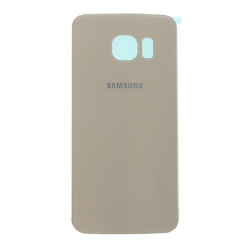 coque arriere or galaxy s6
