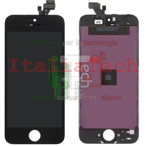 Iphone 6 schermo diventa nero