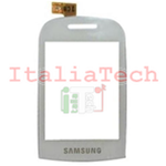 VETRINO touchscreen per Samsung B3410 vetro Bianco screen GT-B3410 Writer Touch