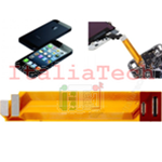 cavo flat tester per vetro touchscreen LCD iPhone 5 flex test display vetrino flet