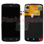 DISPLAY LCD ASSEMBLATO vetrino touchscreen per HTC One S Z520E vetro touch schermo
