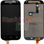 DISPLAY LCD ASSEMBLATO vetrino touchscreen per HTC One SV vetro touch schermo screen