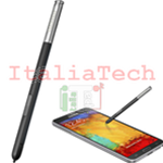 PENNA PENNINO Samsung S Pen Galaxy Note 3 nero stylus N9000 N9005 touch ricambio