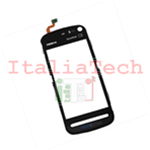 TOUCHSCREEN per Nokia 5800 Xpress Music XM nero touch screen vetro vetrino