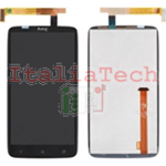 DISPLAY LCD ASSEMBLATO vetrino touchscreen per HTC One X vetro touch schermo G23 ORI