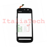TOUCH SCREEN PER NOKIA 5230 ricambio VETRO TOUCHSCREEN digitizer vetrino BIANCO