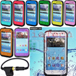 CUSTODIA cover WATERPROOF SUBACQUEA Impermeabile Anti Shock per SAMSUNG GALAXY S3 i9300