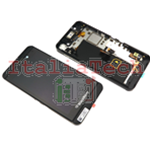 DISPLAY LCD TOUCHSCREEN CORNICE COMPLETO PER BLACKBERRY Z10 assemblato NERO 4G
