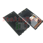 DISPLAY LCD TOUCH SCREEN VETRO PER BLACKBERRY Z10 assemblato touchscreen NERO 4G
