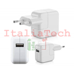 CARICABATTERIA DA PARETE 2A usb per Apple iPad 2 3 4 retina air mini iPhone spina