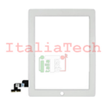 VETRO TOUCHSCREEN per display APPLE IPAD 2 BIANCO vetrino touch screen lcd ipad2