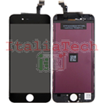 DISPLAY TOUCHSCREEN LCD COMPLETO per iPhone 6 PLUS NERO vetro touch schermo vetrino TOP AAA+