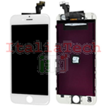 DISPLAY TOUCHSCREEN LCD COMPLETO per iPhone 6 PLUS BIANCO vetro touch schermo vetrino TOP AAA+