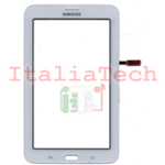 "VETRO TOUCHSCREEN per Samsung T111 vetrino touch screen Galaxy Tab 3 LITE 7"" BIANCO"