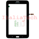 "VETRO TOUCHSCREEN per Samsung T111 vetrino touch screen Galaxy Tab 3 LITE 7"" NERO"