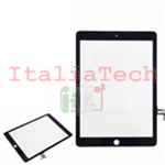 VETRO TOUCHSCREEN per iPad 5 Air touch screen NERO vetrino touch screen