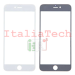 VETRINO per touchscreen iPhone 6 Plus vetro touch screen BIANCO schermo display lcd