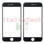 VETRINO per touchscreen iPhone 6 Plus vetro touch screen NERO schermo display lcd
