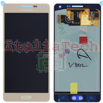 DISPLAY LCD ORIGINALE Samsung A500F Galaxy A5 ORO GOLD vetrino touch vetro schermo