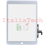VETRO TOUCHSCREEN per iPad 5 Air touch screen BIANCO vetrino touch screen