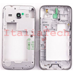 CORNICE CENTRALE per Samsung GALAXY CORE PLUS SM-G350 middle plate FRAME TASTO ON OFF VOLUME cover