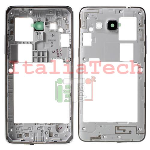 CORNICE CENTRALE per Samsung GALAXY GRAND PRIME G530 middle plate FRAME cover