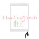 VETRINO touchscreen ASSEMBLATO per iPad Mini 3 Retina ORO GOLD vetro touch tasto home IC chip