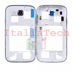 CORNICE CENTRALE per Samsung GALAXY GRAND DUOS I9082 middle plate FRAME cover BIANCO
