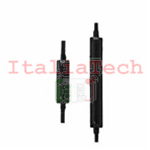 TASTI Pulsanti Laterali Volume + Power On/Off x SAMSUNG GT i9100 GALAXY S2 NERO