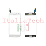 VETRO TOUCHSCREEN per Samsung SM-G386F Galaxy Core LTE vetrino touch screen BIANCO