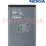 BATTERIA originale BP-3L per NOKIA LUMIA 505 510 610 710