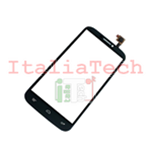 VETRO TOUCHSCREEN per Alcatel One Touch C9 OT7047 vetrino touch screen NERO