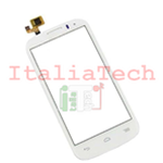 VETRO TOUCHSCREEN per Alcatel One Touch Pop C5 OT 5036D vetrino touch screen BIANCO