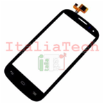 VETRO TOUCHSCREEN per Alcatel One Touch Pop C5 OT 5036D vetrino touch screen NERO