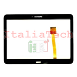 VETRO TOUCH SCREEN per SAMSUNG Galaxy TAB 4 10.1 T530 T535 NERO TOUCHSCREEN