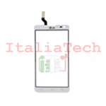 VETRO TOUCHSCREEN per LG D605 L9 II Optimus vetrino touch screen BIANCO L9 2