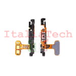 FLAT Flex Tasto POWER ON/OFF GALAXY S6 EDGE G925F Per Samsung Accensione modulo