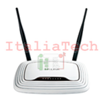 ROUTER WIRELESS N 300MBPS 4*ETHERNET 1*WAN TP-LINK TL-WR841N