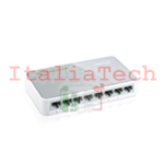 SWITCH DESKTOP 8 PORTE 10/100MBPS TP-LINK TL-SF1008D
