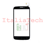 VETRO TOUCHSCREEN per Alcatel One Touch C7 OT 7041 7041D 7040E A NERO vetrino touch screen