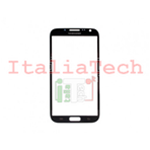 VETRINO touchscreen per Samsung N7100 vetro touch screen nero Samsung Note 2
