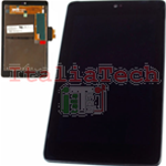 DISPLAY TOUCH LCD COMPLETO per Asus Google Nexus 7 2012 schermo vetro ME370/ME370T/ME370TG