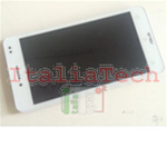 DISPLAY TOUCH LCD COMPLETO per Asus PadFone Infinity A86 schermo vetro BIANCO vetrino touch