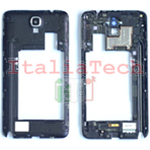 CORNICE CENTRALE per Samsung N7505 Galaxy NOTE 3 NEO middle plate FRAME cover