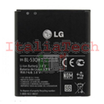 BATTERIA originale BL53QH-1 BL53QH per LG P880 Optimus 4X HD P760 Optimus L9