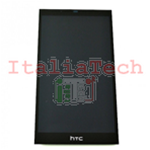 DISPLAY LCD ASSEMBLATO TOUCHSCREEN PER HTC Desire 530 NERO schermo touch screen