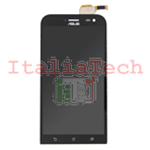 DISPLAY TOUCH LCD COMPLETO ORIGINALE per Asus Zoom ZX551ML NERO schermo vetro