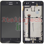 DISPLAY TOUCH LCD + FRAME COMPLETO per Asus ZenFone 5 A501 A501CG A502CG T00J A500KL schermo vetro
