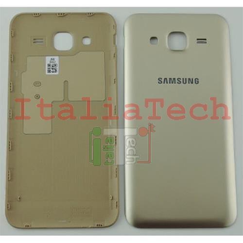 SCOCCA POSTERIORE SAMSUNG GALAXY S9 PLUS SM-G965 COVER BATTERIA ORO GOLD VETRO