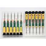 BEST-666 KIT SET CACCIAVITI PROFESSIONALI T2, T3, T4, T5, T6, T8, +PH00, +PH000, -2.0, *0.8,*1.2, Y2.5